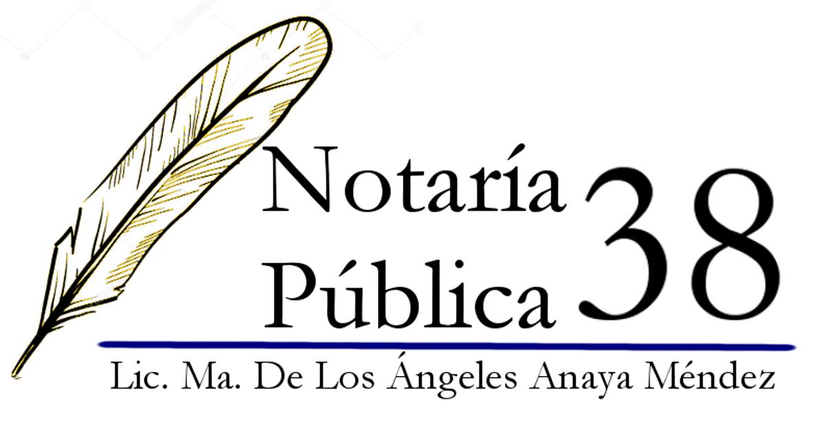 Notaría Publica 38